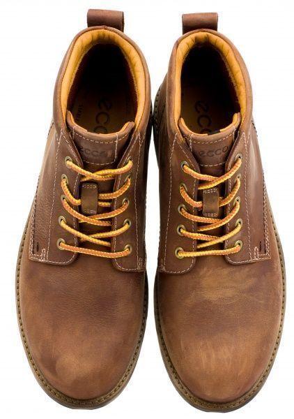 Ботинки мужские ECCO HOLBROK ZM3316 цена обуви, 2017