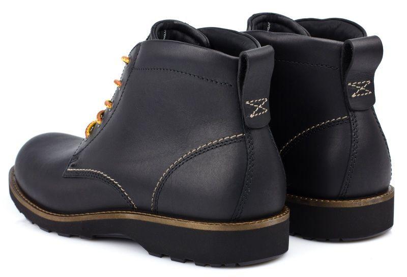 Ботинки мужские ECCO HOLBROK ZM3318 брендовая обувь, 2017