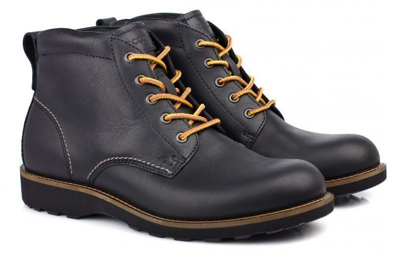 Ботинки мужские ECCO HOLBROK ZM3318 купить обувь, 2017