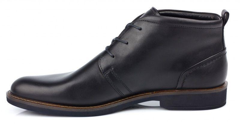 Ботинки для мужчин ECCO BIARRITZ ZM3321 размерная сетка обуви, 2017