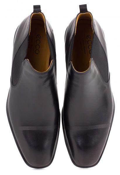 Ботинки для мужчин ECCO CAIRO ZM3322 размерная сетка обуви, 2017