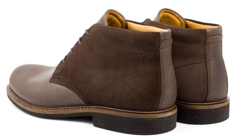 Ботинки мужские ECCO FINDLAY ZM3327 брендовая обувь, 2017