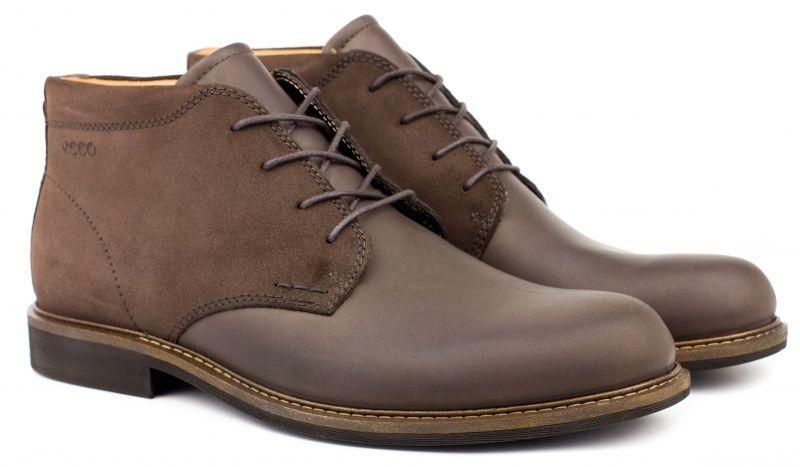 Ботинки мужские ECCO FINDLAY ZM3327 купить обувь, 2017