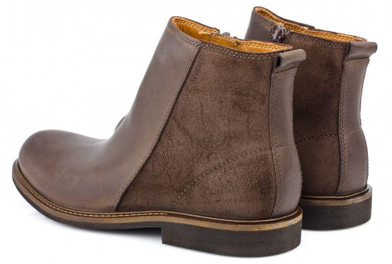 Ботинки мужские ECCO FINDLAY ZM3328 брендовая обувь, 2017