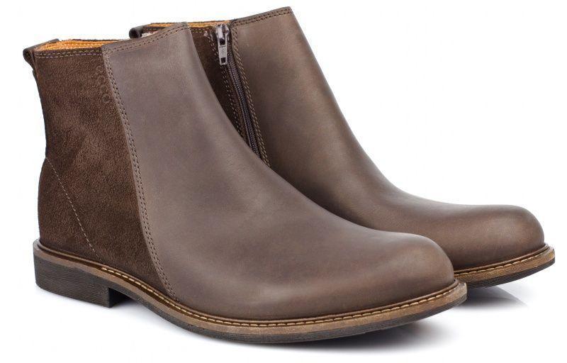 Ботинки мужские ECCO FINDLAY ZM3328 купить обувь, 2017