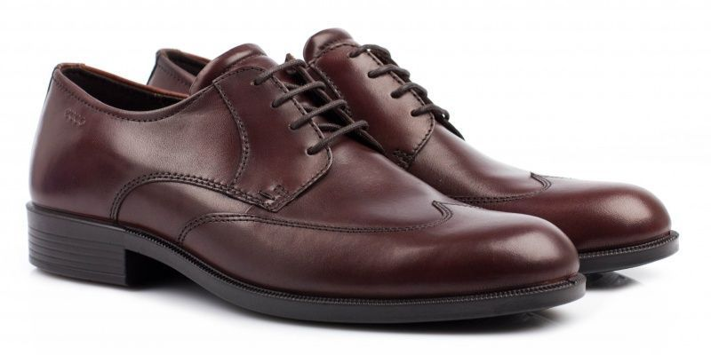 Туфли для мужчин ECCO HAROLD ZM3334 размеры обуви, 2017