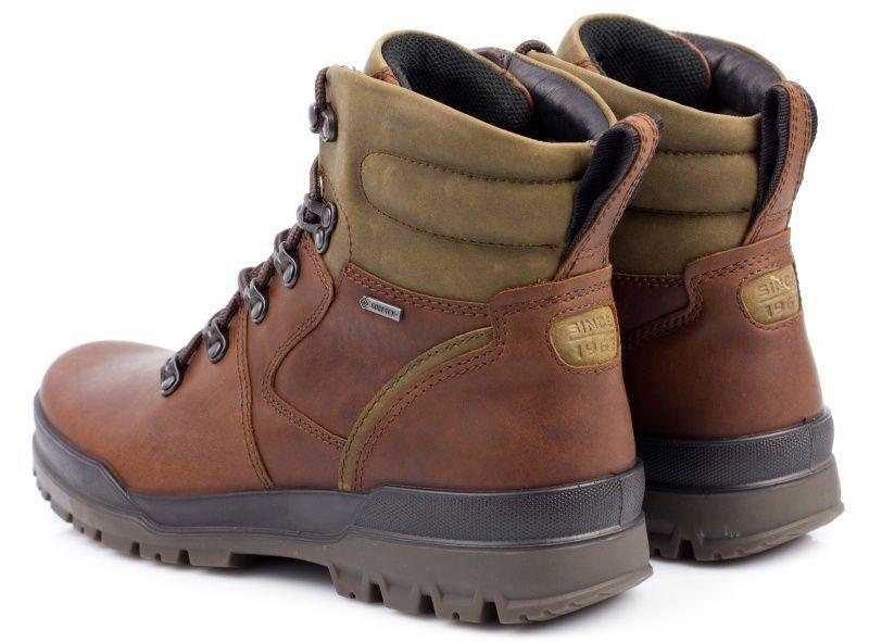 ECCO Ботинки  модель ZM3339 размеры обуви, 2017