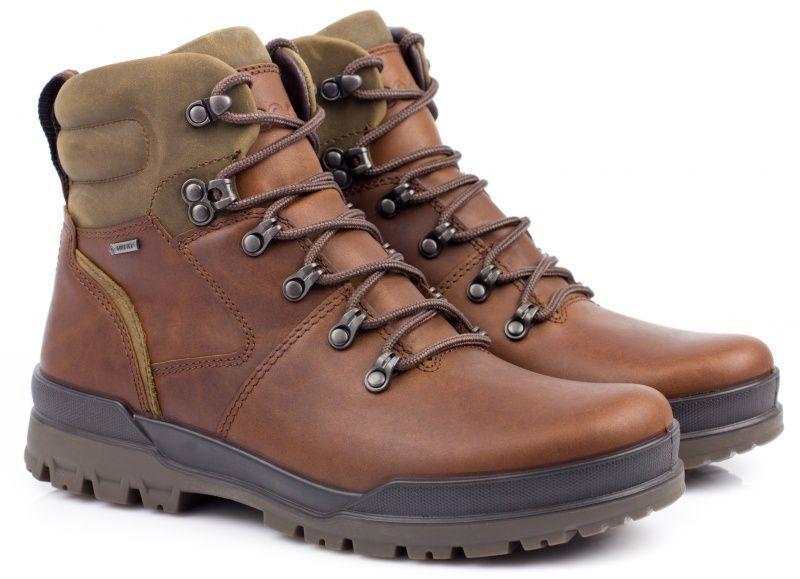 ECCO Ботинки  модель ZM3339 цена обуви, 2017