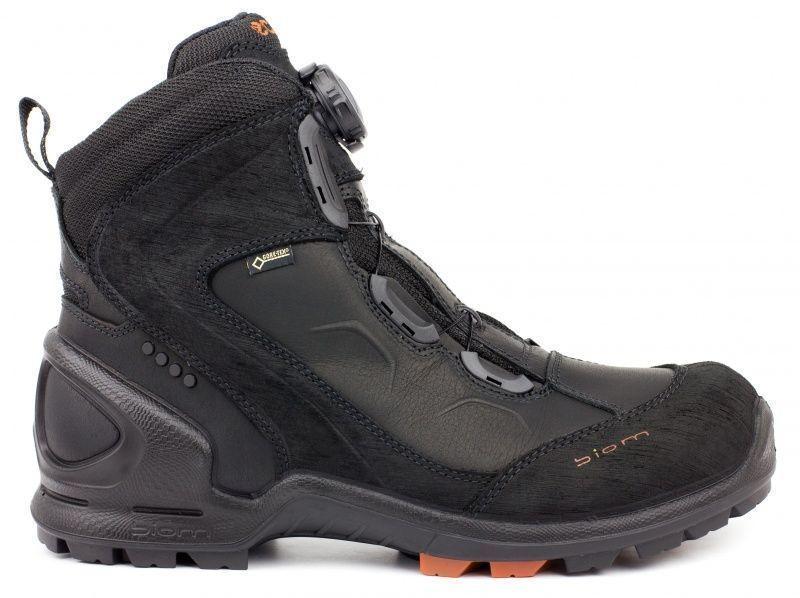 Ботинки мужские ECCO BIOM TERRAIN ZM3345 размерная сетка обуви, 2017