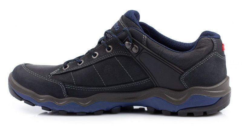 ECCO Полуботинки  модель ZM3346 размерная сетка обуви, 2017