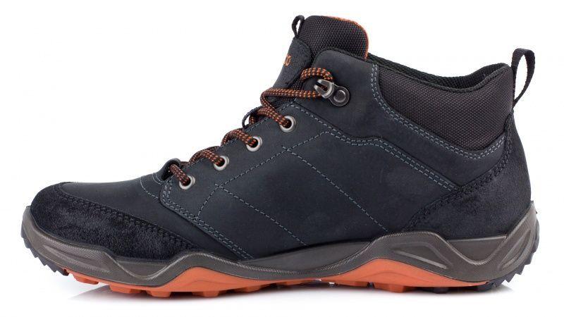 Ботинки мужские ECCO SIERRA II ZM3348 брендовая обувь, 2017