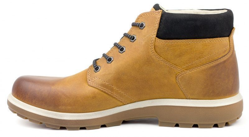 Ботинки мужские ECCO WHISTLER ZM3351 модная обувь, 2017