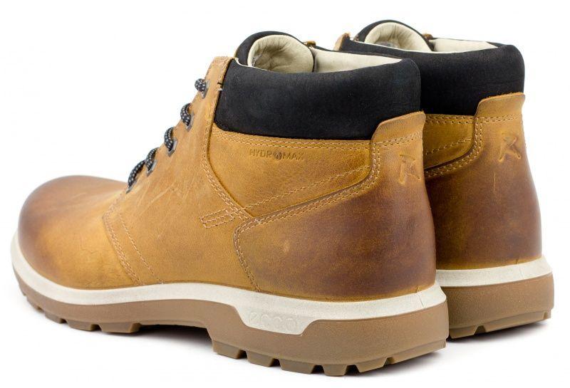 Ботинки мужские ECCO WHISTLER ZM3351 купить обувь, 2017