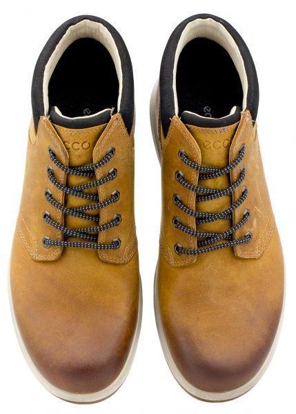 Ботинки мужские ECCO WHISTLER ZM3351 брендовая обувь, 2017