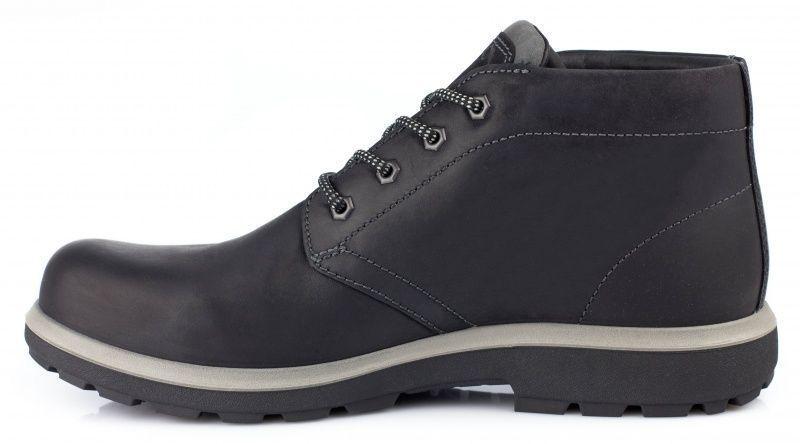 Ботинки для мужчин ECCO WHISTLER ZM3354 размерная сетка обуви, 2017