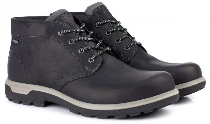 Ботинки для мужчин ECCO WHISTLER ZM3354 брендовая обувь, 2017