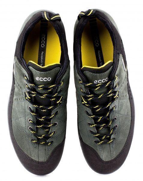 Полуботинки мужские ECCO YURA ZM3356 размерная сетка обуви, 2017