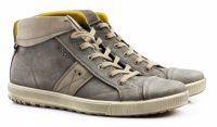 Мужские ботинки серые, фото, intertop