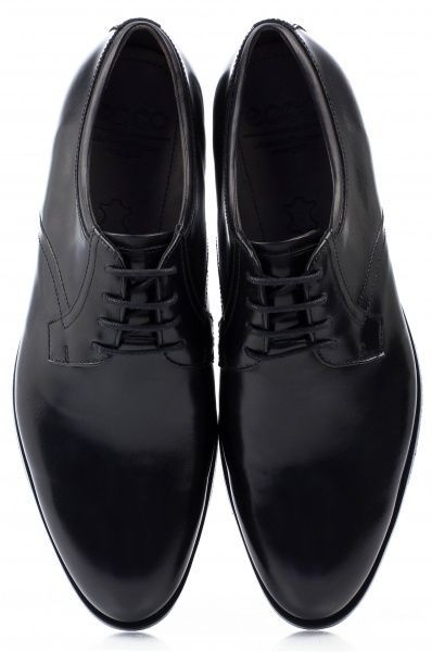 Туфли для мужчин ECCO IRVINGTON ZM3369 размеры обуви, 2017