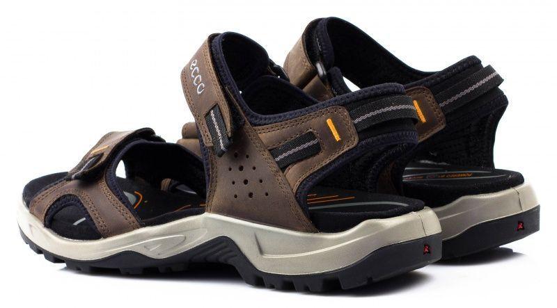 Сандалии мужские ECCO OFFROAD ZM3378 цена обуви, 2017