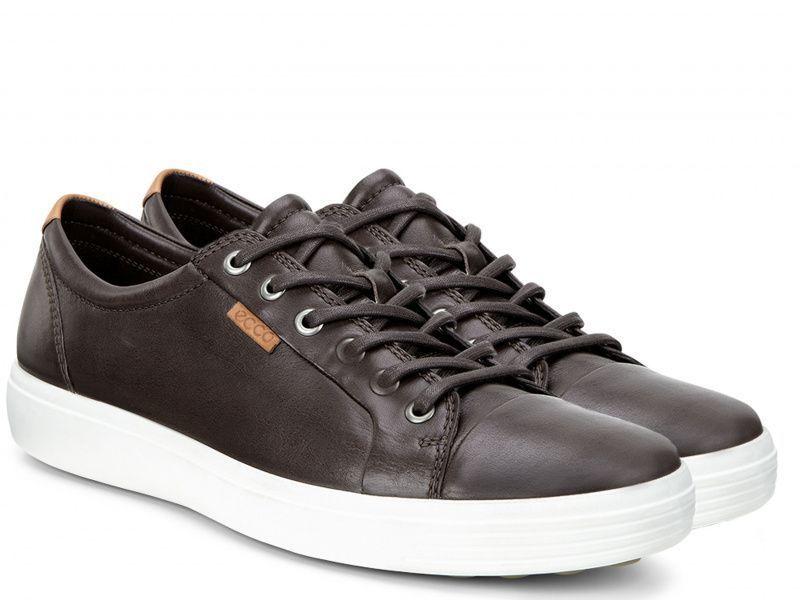 Полуботинки для мужчин ECCO SOFT 7 ZM3386 брендовая обувь, 2017