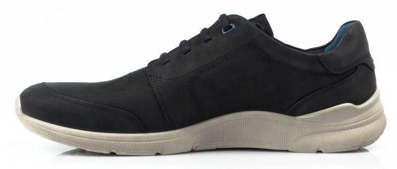ECCO Полуботинки  модель ZM3397 размерная сетка обуви, 2017