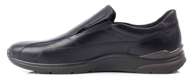ECCO Полуботинки  модель ZM3403 размерная сетка обуви, 2017