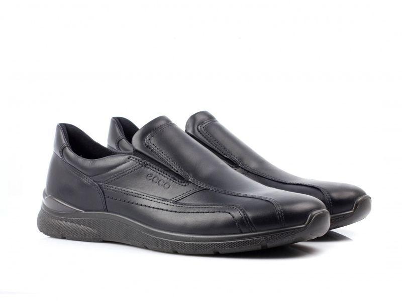 Полуботинки для мужчин ECCO IRVING ZM3403 размерная сетка обуви, 2017
