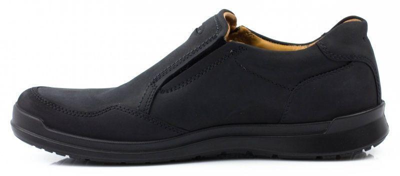 ECCO Полуботинки  модель ZM3404 размерная сетка обуви, 2017
