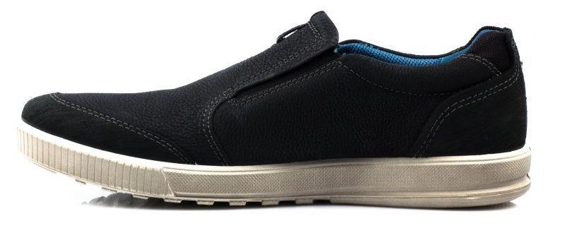 ECCO Полуботинки  модель ZM3419 размерная сетка обуви, 2017