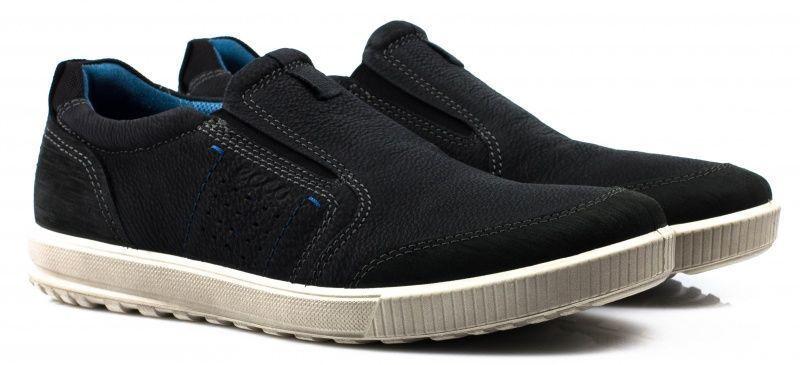 ECCO Полуботинки  модель ZM3419 размеры обуви, 2017
