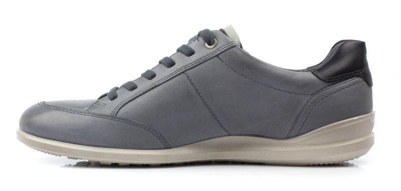 Полуботинки мужские ECCO CHANDER ZM3422 размерная сетка обуви, 2017
