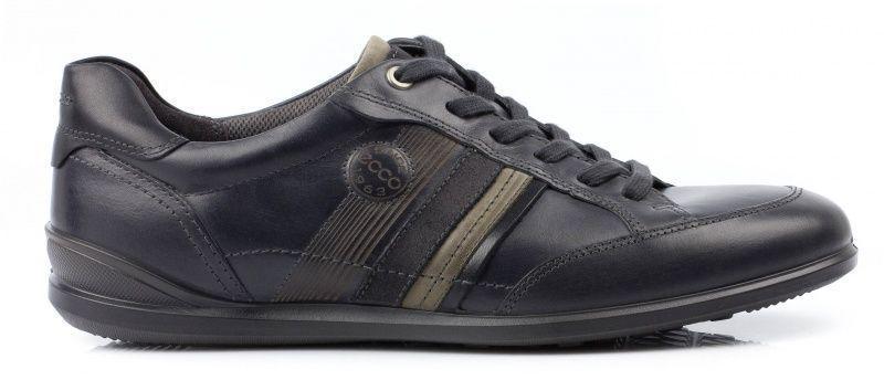 Полуботинки мужские ECCO CHANDER ZM3423 цена обуви, 2017
