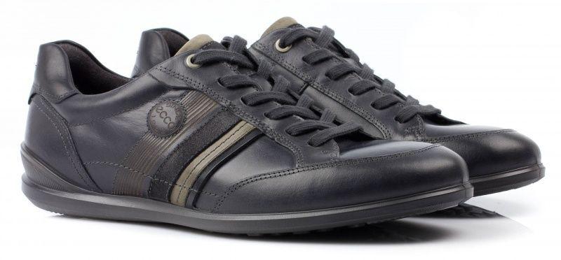 Полуботинки мужские ECCO CHANDER ZM3423 брендовая обувь, 2017