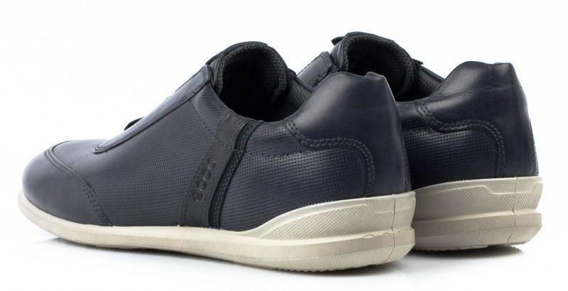 Cлипоны мужские ECCO CHANDER ZM3425 брендовая обувь, 2017