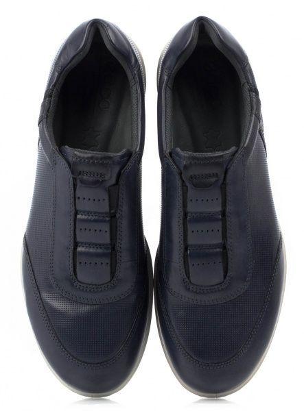 Cлипоны мужские ECCO CHANDER ZM3425 цена обуви, 2017