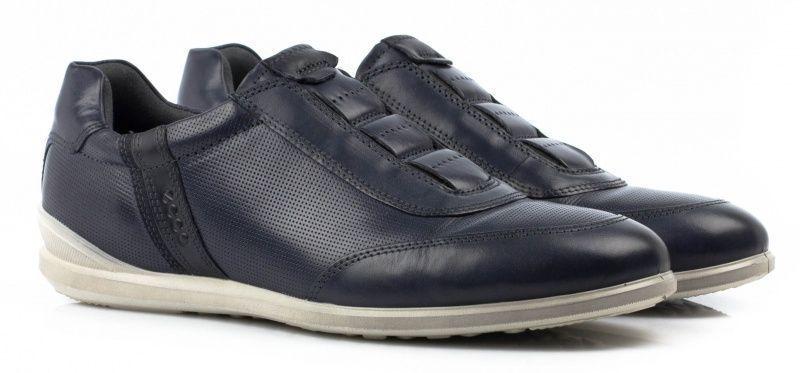 Cлипоны мужские ECCO CHANDER ZM3425 купить обувь, 2017