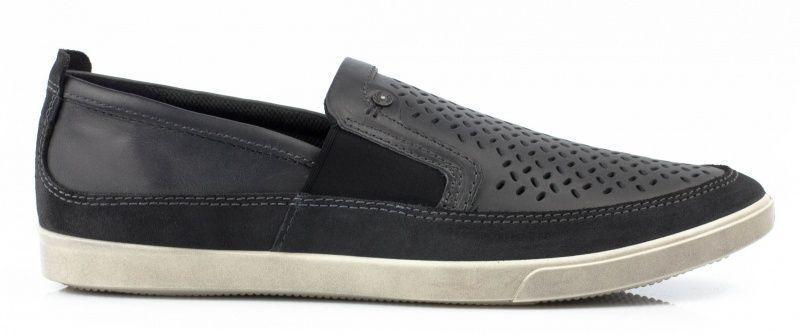 Cлипоны для мужчин ECCO COLLIN ZM3428 модная обувь, 2017