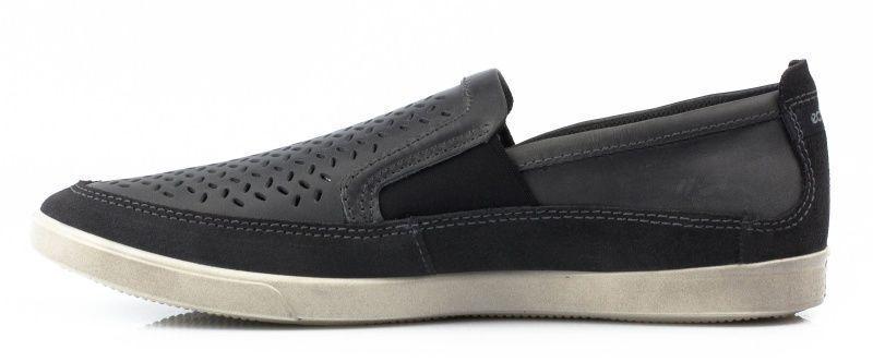 Cлипоны для мужчин ECCO COLLIN ZM3428 брендовая обувь, 2017