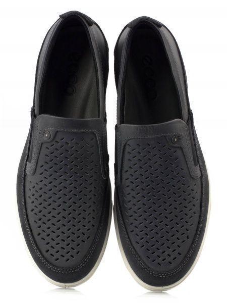 Cлипоны для мужчин ECCO COLLIN ZM3428 размеры обуви, 2017