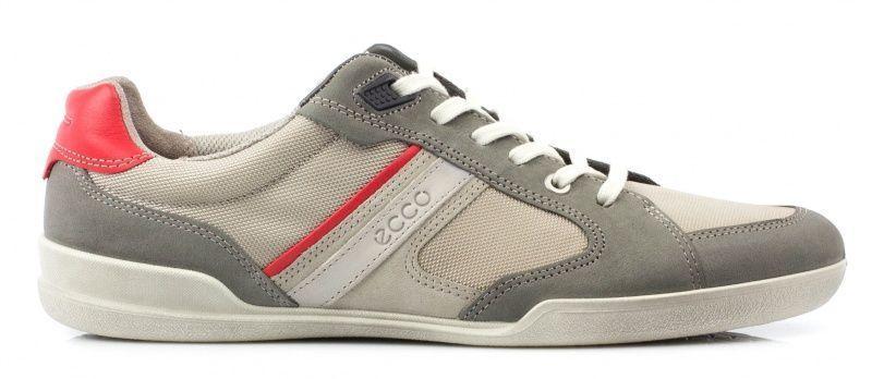 Полуботинки мужские ECCO ENRICO ZM3431 брендовая обувь, 2017
