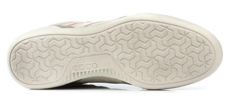 Полуботинки мужские ECCO ENRICO ZM3431 размерная сетка обуви, 2017