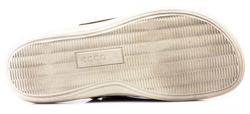 ECCO Шлёпанцы  модель ZM3433 размеры обуви, 2017