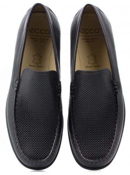 ECCO Мокасины  модель ZM3445 размерная сетка обуви, 2017