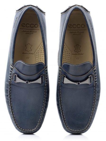 ECCO Мокасины  модель ZM3449 размерная сетка обуви, 2017