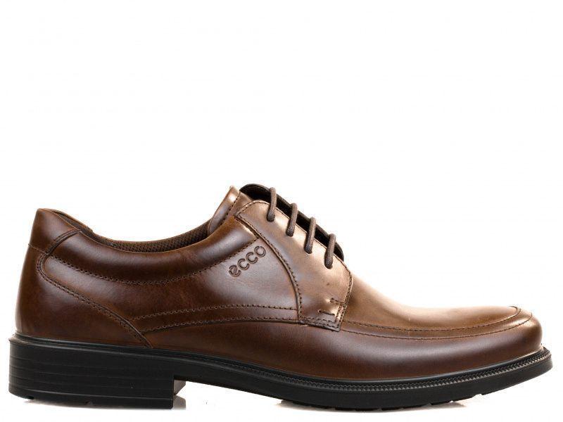 Туфли для мужчин ECCO INGLEWOOD ZM3460 брендовая обувь, 2017