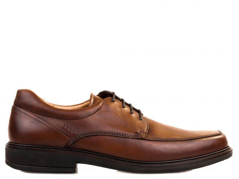 Туфли для мужчин ECCO HOLTON ZM3464 брендовая обувь, 2017
