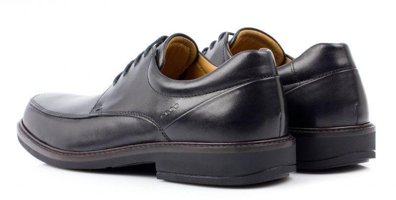 Туфли для мужчин ECCO HOLTON ZM3465 брендовая обувь, 2017