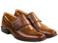Мужские туфли коричневые , 2017