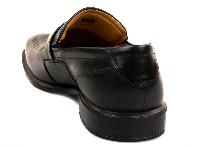 Туфли мужские ECCO CAIRO ZM3475 размерная сетка обуви, 2017